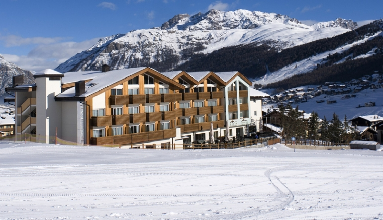 Lac Salin SPA & Mountain Resort-Livigno-Foto