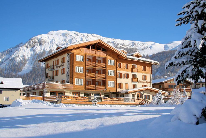 Hotel A Livigno Pensione Completa